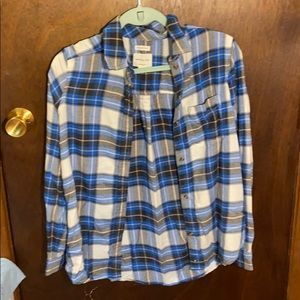 "American Eagle ""Ahh-mazingly Soft"" Flannel"